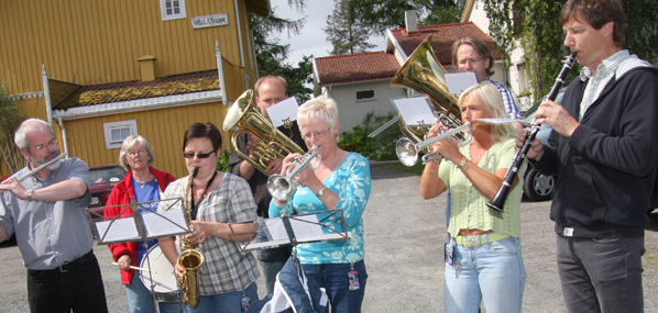 Modum Bad Horn Band