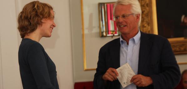 Hilde Kjoll og Ole Johan Sandvand