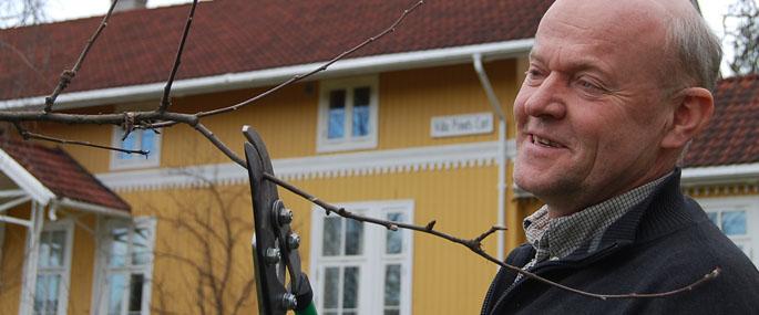 Forsker og professor Asle Hoffart