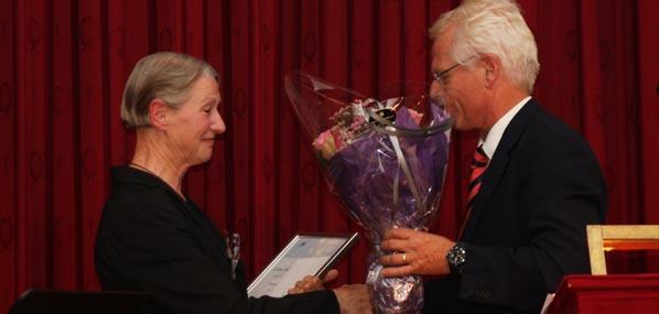 Anna Luise Kirkengen og Ole Johan Sandvand