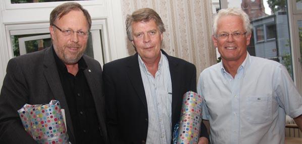 Holme, Breivik og Sandvand