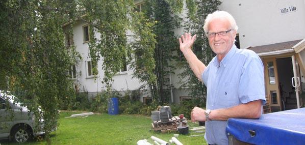 Driftsleder Finn Ellingsrud