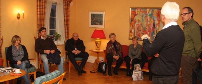 På Villa Sana