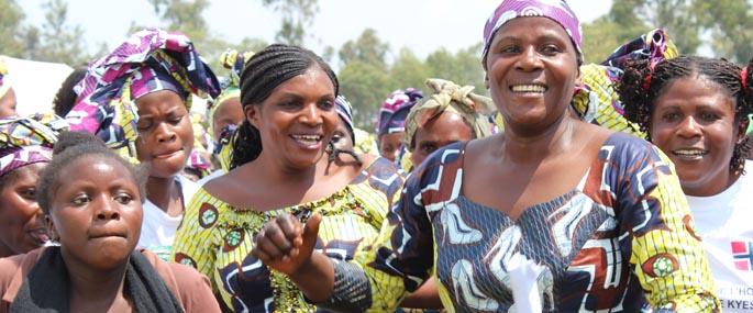 Mama Jeanett og Mama Jeanne