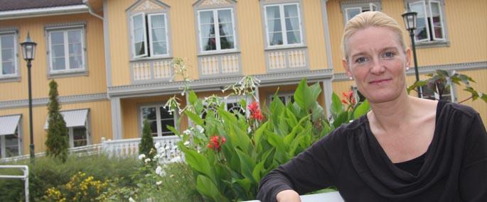 Modum Bad-psykolog KariAnne Vrabel