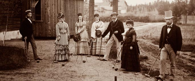 Gammelt foto fra 1874