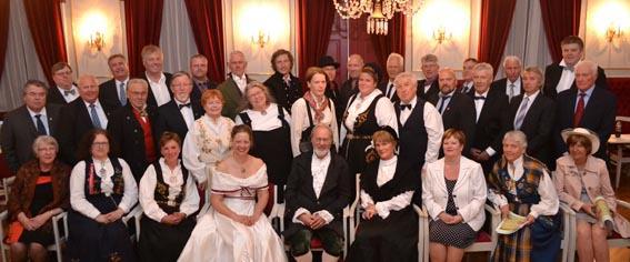Kommunestyret i Modum anno 1814/2014
