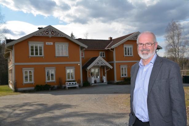 Tron Svagård, leder av Villa Sana fra høsten 2015.