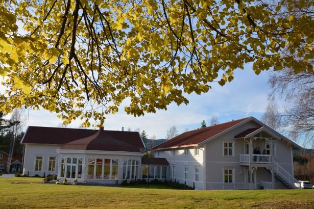 Kildehuset - høsten 2015
