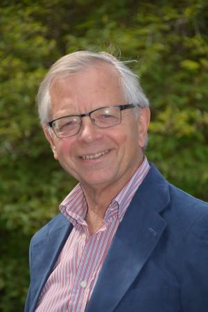 Arne Tord Sveinall, instituttlektor, Institutt for Sjelesorg, portrett
