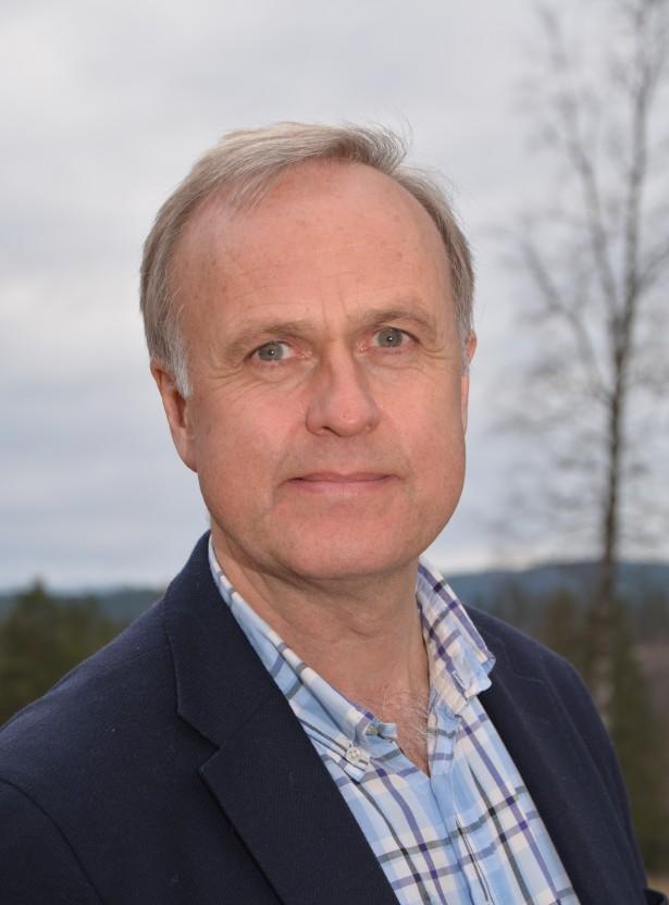 Styreleder Lars-Erik Flatø (fra høsten 2014). Direktør ved Lovisenberg Diakonale sykehus.