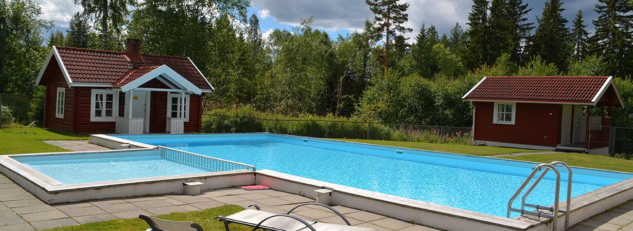 Svømmebasseng, basseng